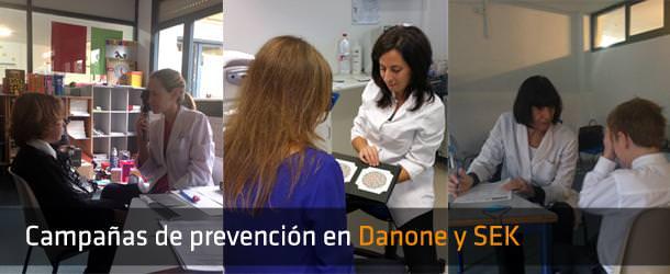 Campaña prevención ocular empresas y colegios - ICOftalmología