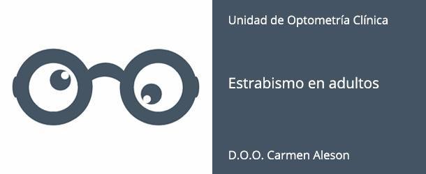 Estrabismo en adultos - IO·ICO Barcelona