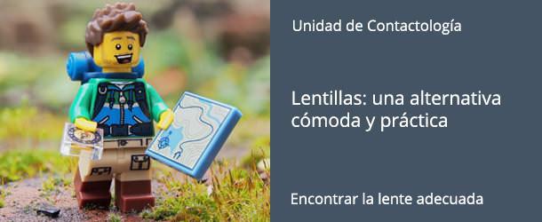 Lentillas: una alternativa cómoda y práctica - IO·ICO Barcelona