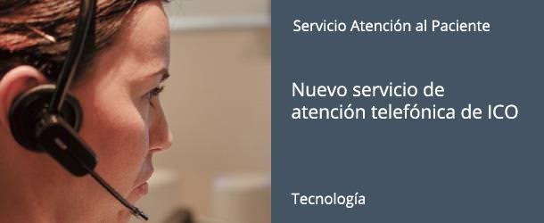 Servicio de Atención al Paciente - IO·ICO Barcelona