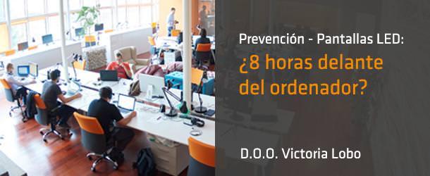 ¿8 horas delante del ordenador? - Innova Ocular ICO Barcelona