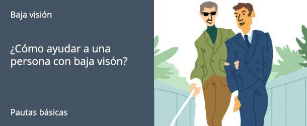Baja visión - IO·ICO Barcelona