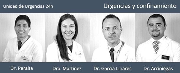 Urgencias y confinamiento - IO·ICO Barcelona