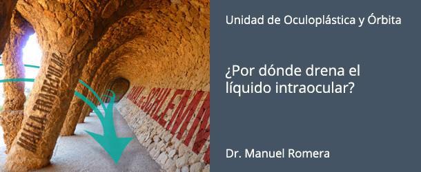 Canal Schlemm - Dr. Manuel Romera - IO·ICO Barcelona