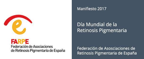 FARPE - Día Mundial de de la Retinosis Pigmentaria 2017