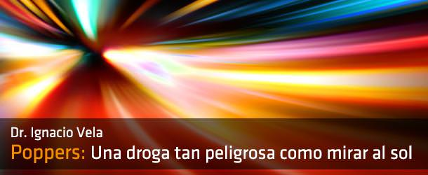 Poppers: Una droga tan peligrosa como mirar al sol - ICOftalmología