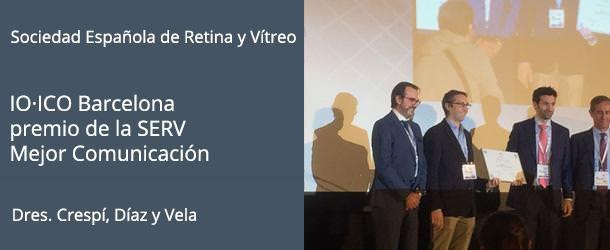 Congreso SERV 2017 - IO·ICO Barcelona