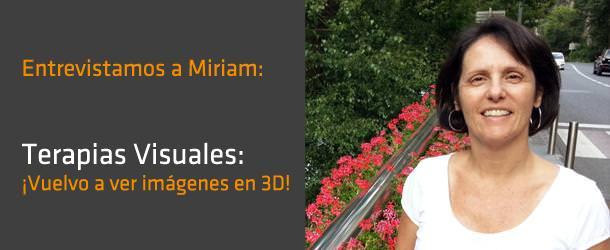 Entrevista a Miriam Strazzi - Terapia Visual - ICOftalmología