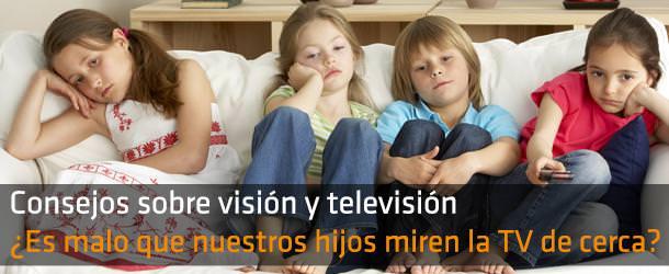 Consejos sobre visión y televisión - Innova Ocular ICO Barcelona