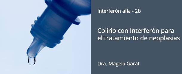 Interferón - neoplasias - IO·ICO Barcelona