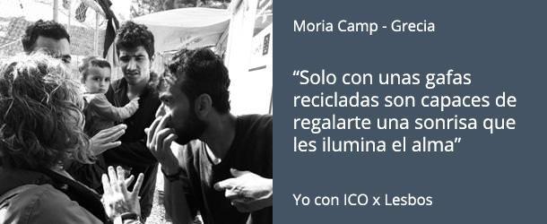 D.O.O. Eva López - Yo con ICO x Lesbos - IO·ICO Barcelona